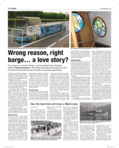 Towpath Talk Article